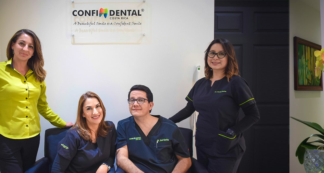 Our team of specialists ensures the highest quality dental care